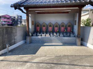 伊賀町墓地(羽曳野市)のお墓