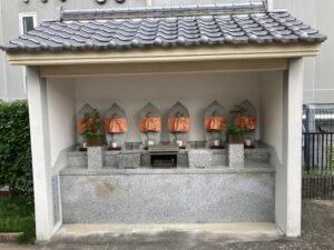 樫山墓地(羽曳野市)のお墓