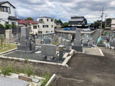 羽曳山墓地(羽曳野市)のお墓