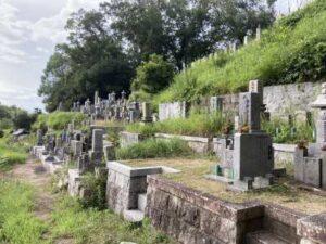 葉室墓地(太子町)のお墓