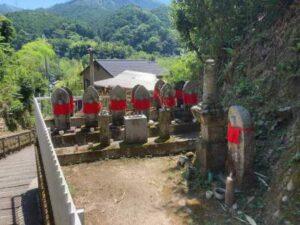 地蔵寺清水共同墓地(河内長野市)のお墓