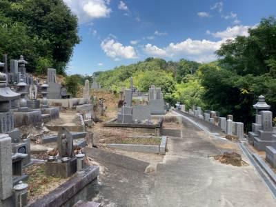 石仏墓地(河内長野市)のお墓
